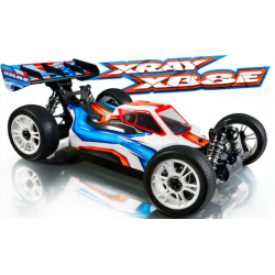 XRAY XB8E - 2015 SPECS - 1/8 LUXURY ELECTRIC OFF-R
