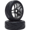 VTEC 1/8 OFF-ROAD BUGGY -RACING SLICK- WHEEL PRE-MOUNTED