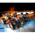 Team XRAY XT9 - 1/8 LUXURY RACING TRUGGY