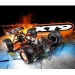 Team XRAY XT9 - 1/8 LUXURY RACING TRUGGY