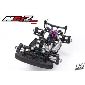 E2017 MGT7 1/8 Nitro GT Car