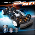 XRAY NT1 - 2015 SPECS - 1/10 LUXURY NITRO TC