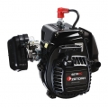 Zenoah G270RC 25,4ccm Engine (incl. Clutch, muffler, filter)