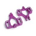 GPM RACING HIP SAVAGE ALUMINIUM CHASSIS PARTS, MOUNTS AND BRACES Purple
