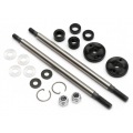 Hot Bodies HBC8107-2: Rear Shock Rebuild Kit (Lightning Pro)