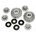 Hot Bodies HBC8101 - Steel Differential Gear Set