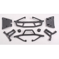 Hot Bodies Front/Rear Bumper Set Lightning C8154