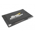 LARGE TEAM DURANGO RUBBER PIT MAT (BLACK)