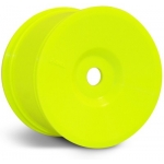 AXIL YELLOW DISH WHEELS  88X56MM (6PCS)
