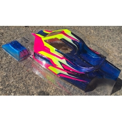 BITTYDESIGN FORCE BODY FOR TLR 8IGHT 4.0