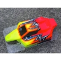Bittydesign AE RC8B3 part number BDFRC-A007B3. Also fits on Mugen, Sworks and Xray