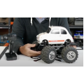 CEN 8910 Fiat Abarth 595 1/12 Scale 2WD RTR Monster Truck Q-Series