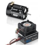 Hobbywing XR10 Justock ESC G2.1 COMBO (ESC + motor) 10.5t