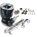 TEAM ORION CRF .21 V4 3 port with 2149 PIPE +  34MM STEEL PRO ONE CLUTCH SYSTEM (MEDIUM) THUNDER INNOVATION