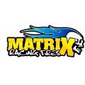 Matrix Front/Rear 1/8 On/Road Tires on Carbon Rims 35 Shore