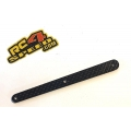 Xray XB8 2mm carbon fiber Brace For Rear Composite Brace for xb8 16/17