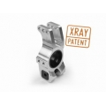 TEAM XRAY ADJUSTABLE ALU REAR HUB CARRIER RIGHT 353355