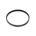 XRAY NT1 PUR REINFORCED DRIVE BELT FRONT 3 x 186 MM 335430