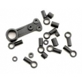 Team Xray M18T 382650 Set of Steering Parts